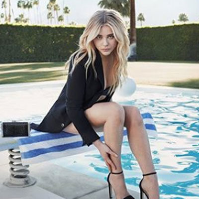 Chloe G Moretz </br> 14.8 Million Followers