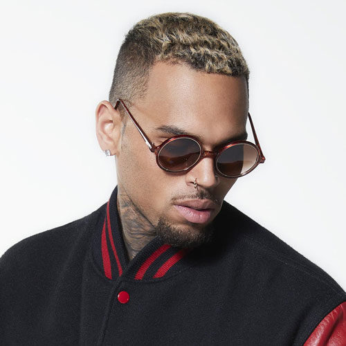 Chris Brown </br> 44 Million Followers