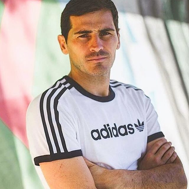 Iker Casillas </br> 12.7 Million Followers